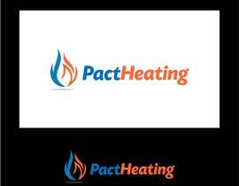 #29 para Logo Design for Pact Heating por jummachangezi