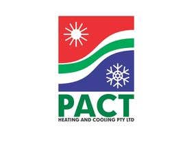 #41 para Logo Design for Pact Heating por itcostin