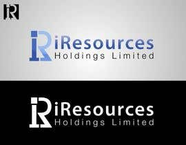 #185 pentru Logo Design for iResources Holdings Limited de către Eviramon