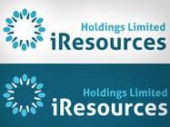Graphic Design Inscrição do Concurso Nº32 para Logo Design for iResources Holdings Limited
