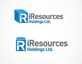 #286 per Logo Design for iResources Holdings Limited da Bluem00n