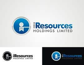 #44 pentru Logo Design for iResources Holdings Limited de către Kangozz