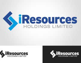 #284 cho Logo Design for iResources Holdings Limited bởi Ragones