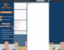 #15 para TWITTER BACKGROUND DESIGN por gmirror