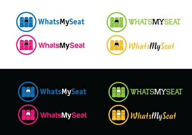 #82 for Design a Logo for Airline Seats Site by affineer