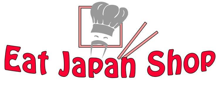 Konkurrenceindlæg #23 for Logo Design for Eat Japan Shop website