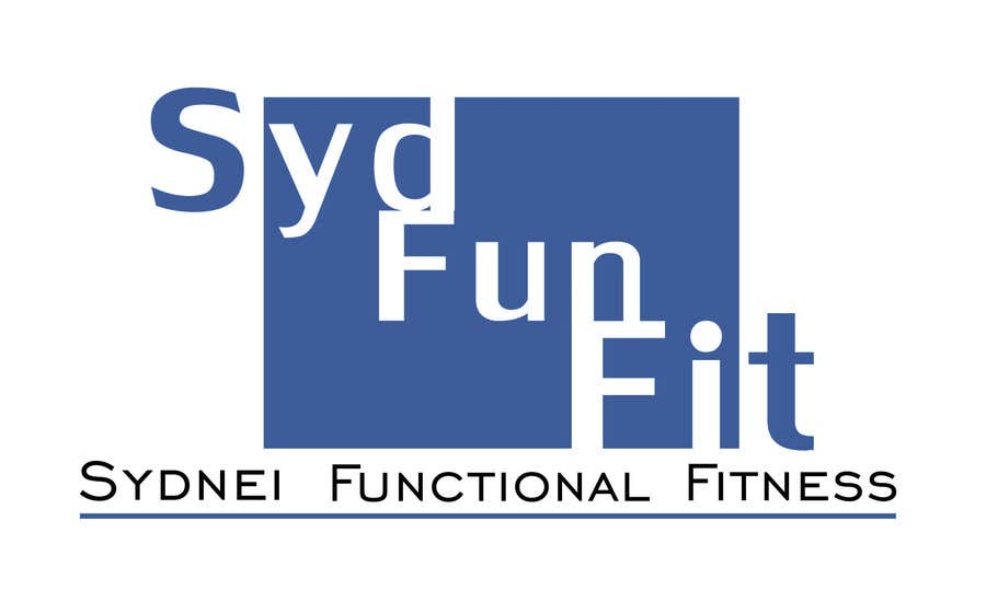 Contest Entry #23 for Sydney Functional Fitness