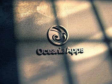 #71 cho Design a Logo for Oceania Apps bởi SabaGraphica