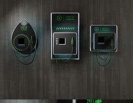 #32 para Design ideas for an electric car charger por BeregFILM