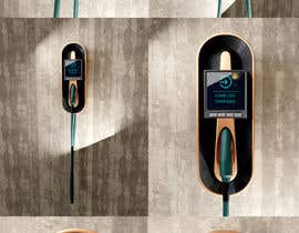 #49 para Design ideas for an electric car charger por BeregFILM