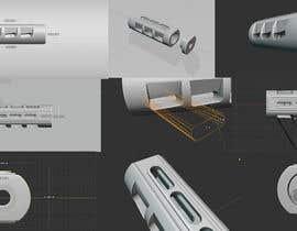 #44 cho Design 3 unique and effective muzzle brakes bởi BeregFILM