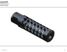 #41 cho Design 3 unique and effective muzzle brakes bởi PDE3