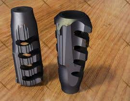#48 cho Design 3 unique and effective muzzle brakes bởi Rudolph07