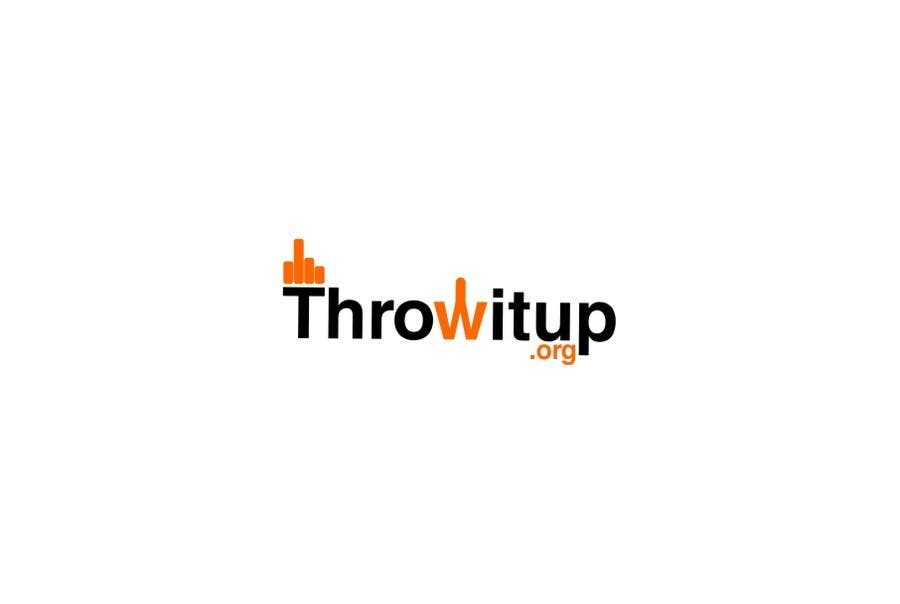 Penyertaan Peraduan #20 untuk Logo Design for ThrowItUp.org