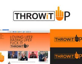 nº 18 pour Logo Design for ThrowItUp.org par dondonhilvano