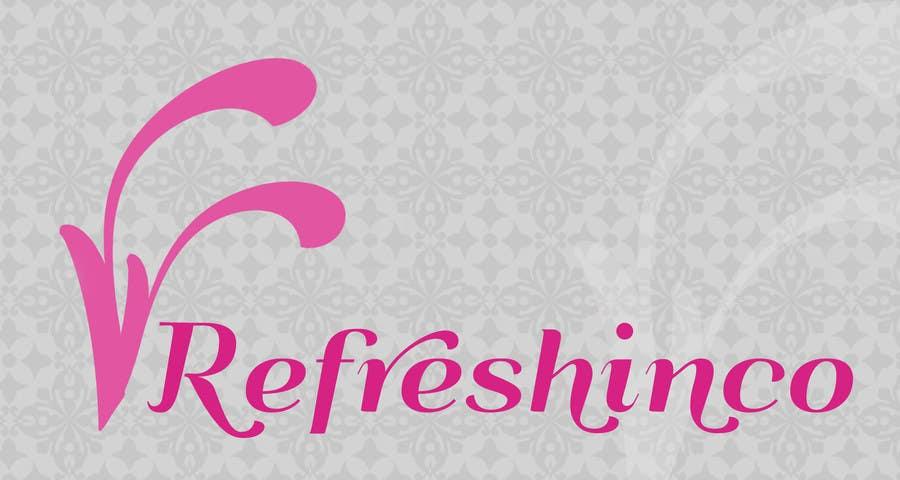 Bài tham dự cuộc thi #                                        63                                      cho                                         Logo Design for: ReFreshinco