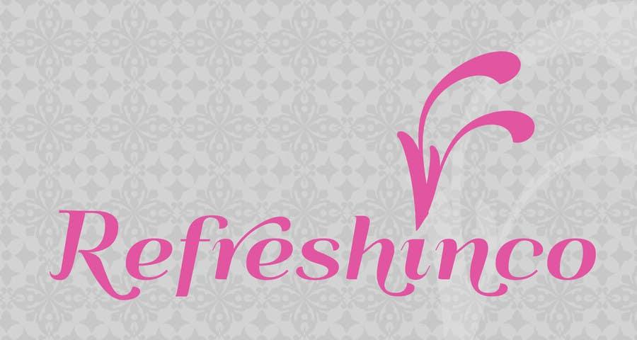 Konkurrenceindlæg #                                        64                                      for                                         Logo Design for: ReFreshinco