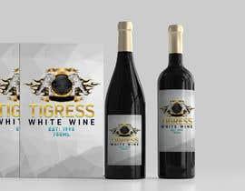 Nro 740 kilpailuun Tigress Wine Label Creation käyttäjältä nozrulislam2020
