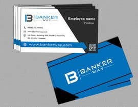 #18 for Design some Business Cards for Banker Way by avirath