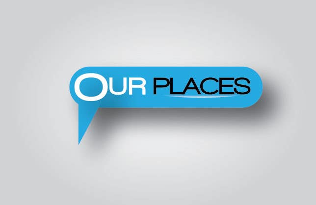Bài tham dự cuộc thi #242 cho Logo Customizing for Web startup. Ourplaces Inc.