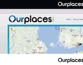 #212 untuk Logo Customizing for Web startup. Ourplaces Inc. oleh sikoru