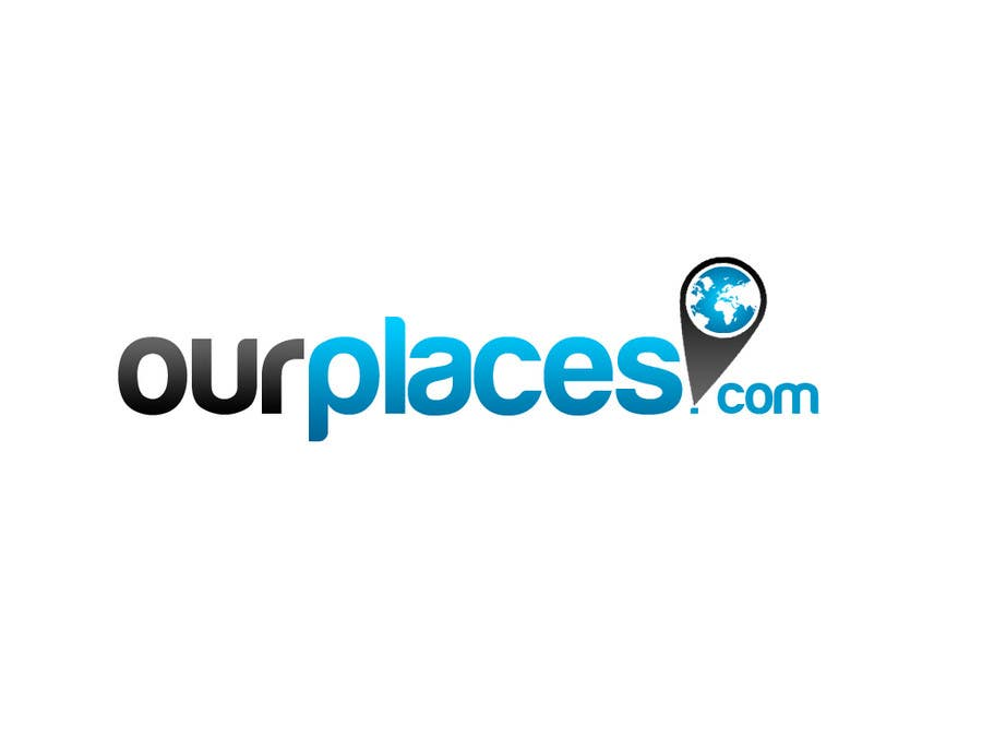 Bài tham dự cuộc thi #219 cho Logo Customizing for Web startup. Ourplaces Inc.