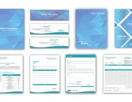 nº 40 pour Design of a full corporate identity of the company par firozbogra212125