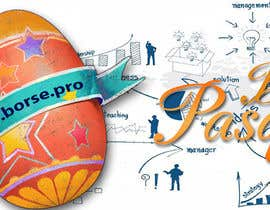 #9 for Design a Banner for Easter by rekatmedia