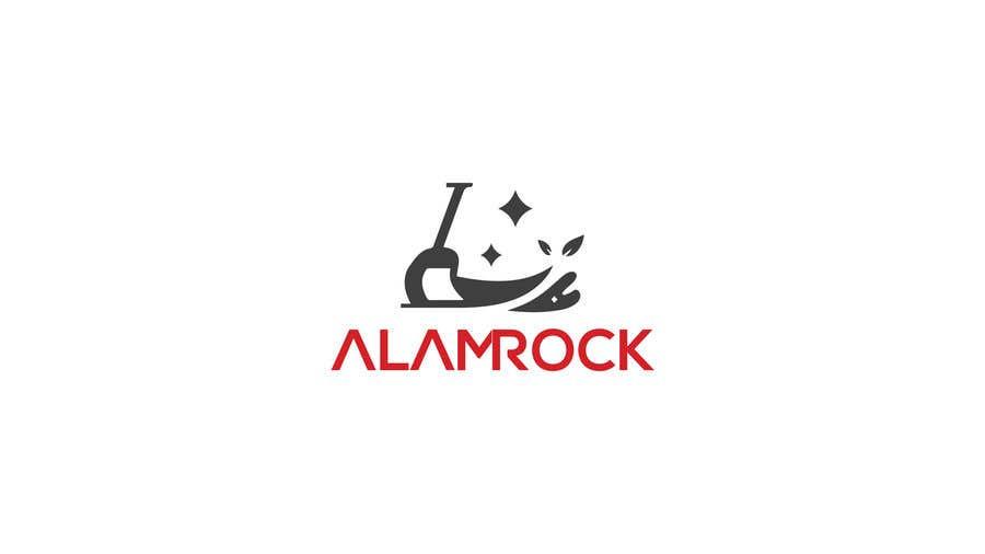 """Intrarea #                                        129                                      pentru concursul """"                                        Logo for my business - Alamrock                                     """""""