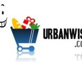 #13 untuk Logo Design for my new venture urbanwish.com oleh guillefree