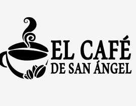 "#66 untuk I need a logo for a new coffee brand. The name of the brand is ""El Café de San Ángel"". oleh Th3Error"
