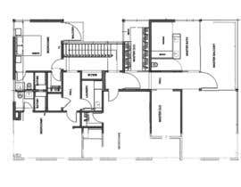#6 untuk Redraw two floor plans - first of many projects. oleh CalotaMihai