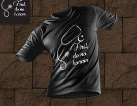 #46 for Muslim T Shirt Design for Doctors by freelancerawal
