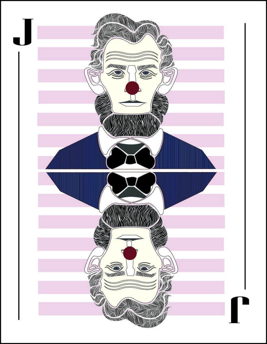Konkurrenceindlæg #                                        19                                      for                                         Illustrate Something for poker cards
