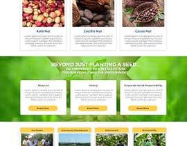 #24 untuk Home page for online bio organic shop oleh muaazbintahir