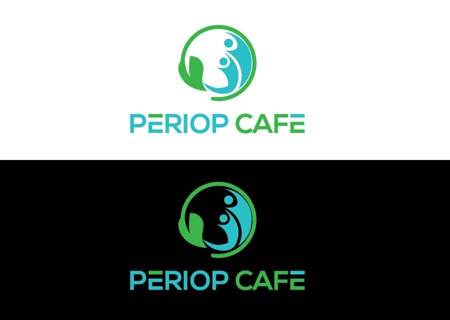Конкурсная заявка №                                        319                                      для                                         Periop Cafe logo design