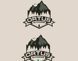 Nro 397 kilpailuun Ortus Outdoors Logo käyttäjältä abdullahfuad802