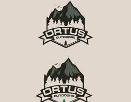 #397 untuk Ortus Outdoors Logo oleh abdullahfuad802