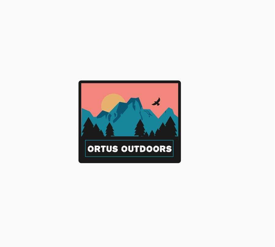 Kilpailutyö #                                        33                                      kilpailussa                                         Ortus Outdoors Logo