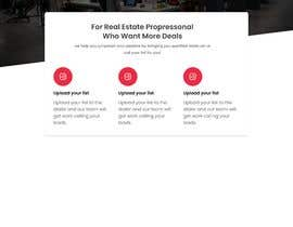 #114 untuk Create a website layout for LEADSPRO.IO oleh billalwp