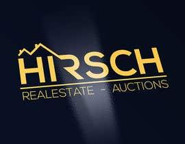 Nro 34 kilpailuun Professional Logo for Real Estate Auction Company käyttäjältä bujarluboci