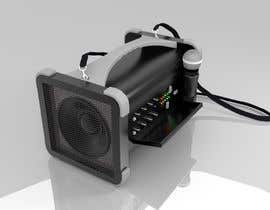 #23 untuk Portable Public Address Speaker Refresh oleh Asparuh23