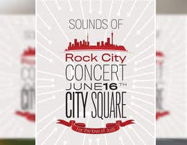 #81 untuk I need some Graphic Design for Rock City oleh grok13