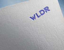 #37 for WLDR logo for clothing brand by Majeeddajal