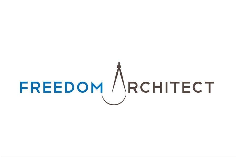 Inscrição nº                                         40                                      do Concurso para                                         Logo Design for Freedom Architect