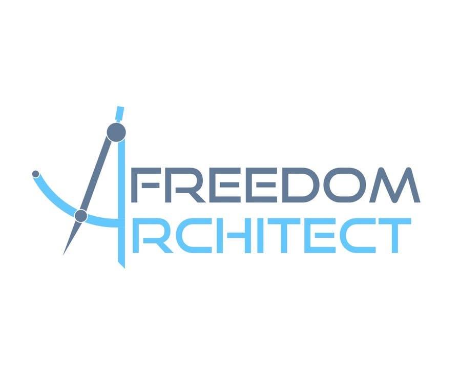 Inscrição nº                                         36                                      do Concurso para                                         Logo Design for Freedom Architect