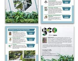 #30 untuk Design me an A6 bifold leaflet (4 sides) for print, email and web oleh yasineker