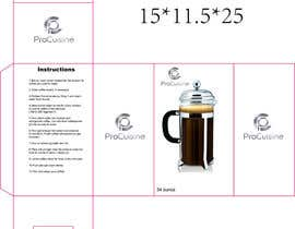 #1 for Create simple packaging for coffee maker by fabriscribbles