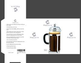 #6 for Create simple packaging for coffee maker by vikasjain06