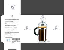 #8 for Create simple packaging for coffee maker by vikasjain06